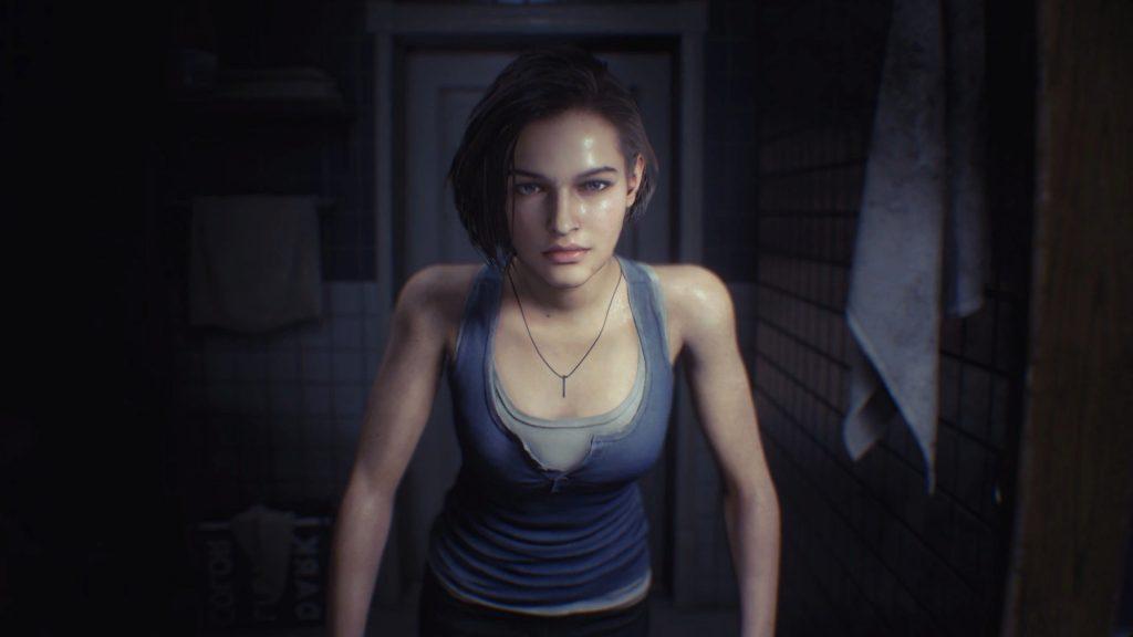 Resident Evil 3 Remake - обитель зла - 3 Ремейк