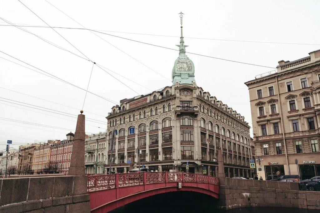 Второй офис ВКонтакте Санкт - Петербург
