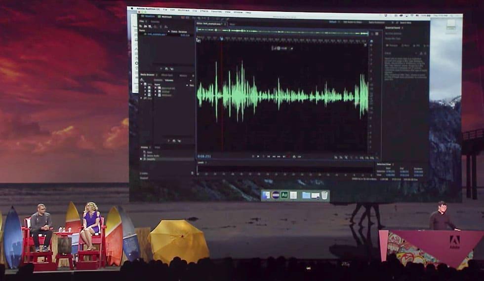 Презентация Adobe VoCo