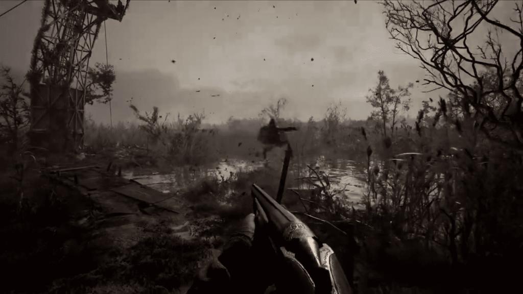 Официальный скриншот сталкер 2