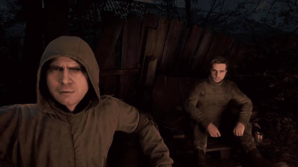 Скришот из игры сталкер 2